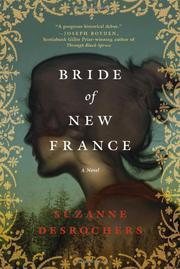 Cover art for BRIDE OF NEW FRANCE