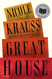 Book Cover for GREAT HOUSE
