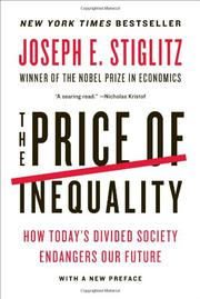 Book Cover for THE PRICE OF INEQUALITY
