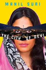 Book Cover for THE CITY OF DEVI