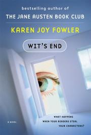 Book Cover for WIT'S END