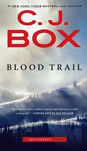 Cover art for BLOOD TRAIL