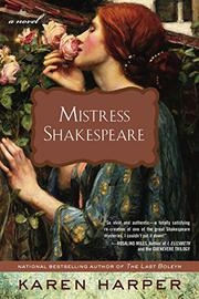 Cover art for MISTRESS SHAKESPEARE