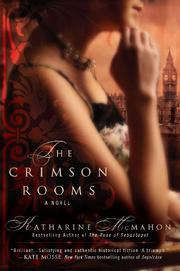 Cover art for THE CRIMSON ROOMS