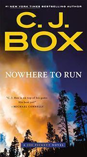 Cover art for NOWHERE TO RUN
