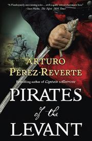 Cover art for PIRATES OF THE LEVANT
