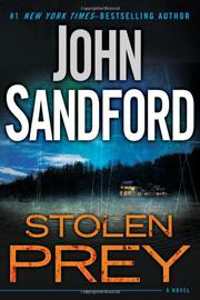 Cover art for STOLEN PREY