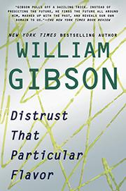 Book Cover for DISTRUST THAT PARTICULAR FLAVOR
