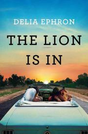 Cover art for THE LION IS IN