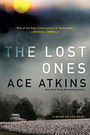 Book Cover for THE LOST ONES