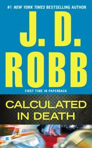 Book Cover for CALCULATED IN DEATH