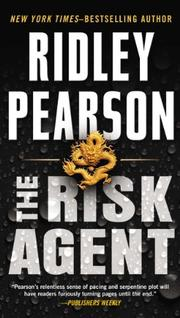 Book Cover for THE RISK AGENT