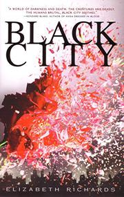 Cover art for BLACK CITY