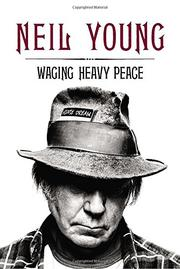 Book Cover for WAGING HEAVY PEACE