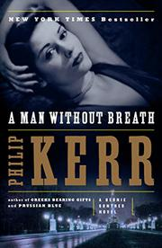 Cover art for A MAN WITHOUT BREATH