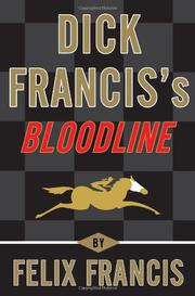 Cover art for DICK FRANCIS'S BLOODLINE
