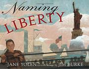 Cover art for NAMING LIBERTY