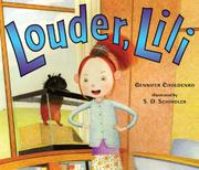 Book Cover for LOUDER, LILI