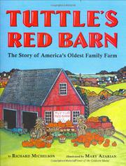 Cover art for TUTTLE'S RED BARN