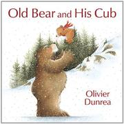 Book Cover for OLD BEAR AND HIS CUB