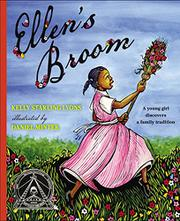 Book Cover for ELLEN'S BROOM