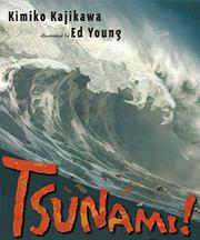 Book Cover for TSUNAMI!