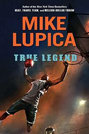 Book Cover for TRUE LEGEND
