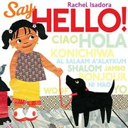 Book Cover for SAY HELLO!