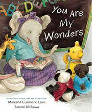 Book Cover for YOU ARE MY WONDERS