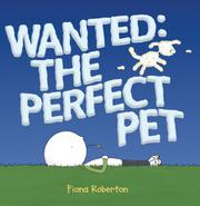 Cover art for WANTED: THE PERFECT PET
