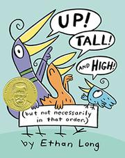 Book Cover for UP, TALL AND HIGH!
