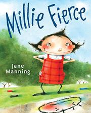 Cover art for MILLIE FIERCE