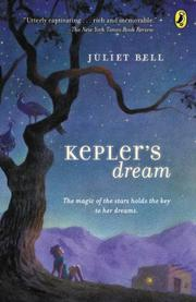 Cover art for KEPLER'S DREAM
