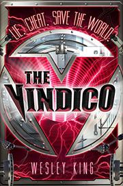 Book Cover for THE VINDICO