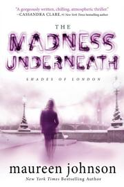 Book Cover for THE MADNESS UNDERNEATH