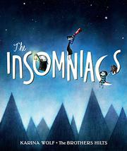 Cover art for THE INSOMNIACS