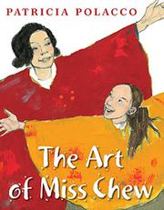 Cover art for THE ART OF MISS CHEW