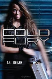 Book Cover for COLD FURY