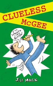Cover art for CLUELESS MCGEE