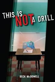 Book Cover for THIS IS NOT A DRILL