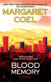 Cover art for BLOOD MEMORY