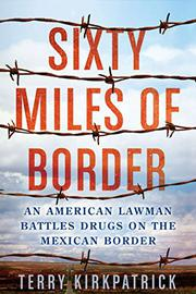 Book Cover for SIXTY MILES OF BORDER