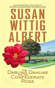 Cover art for THE DARLING DAHLIAS AND THE CONFEDERATE ROSE