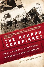Book Cover for THE AXMANN CONSPIRACY