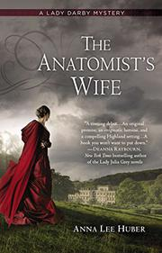 Cover art for THE ANATOMIST'S WIFE