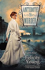 Book Cover for ANTIDOTE TO MURDER