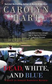 Cover art for DEAD, WHITE, AND BLUE
