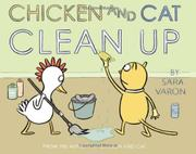 Book Cover for CHICKEN AND CAT CLEAN UP