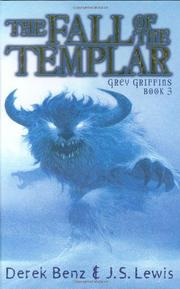 Cover art for THE FALL OF THE TEMPLAR