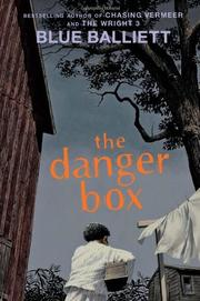 Cover art for THE DANGER BOX
